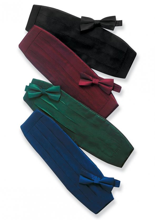 Iridescent Bow Tie