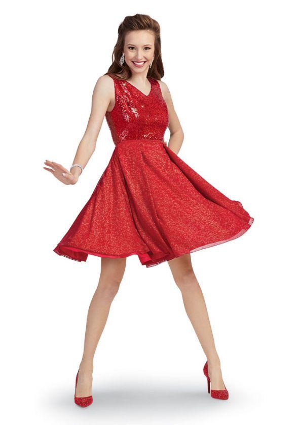 Athena Dress w/o Rhinestones