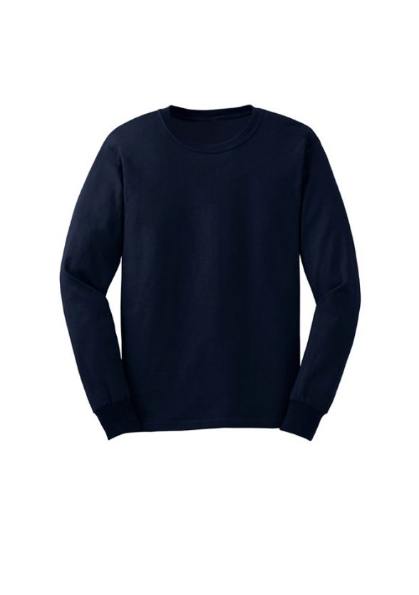 Blank Long Sleeve Tee