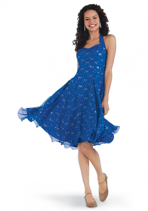 Bubble Tango Dress