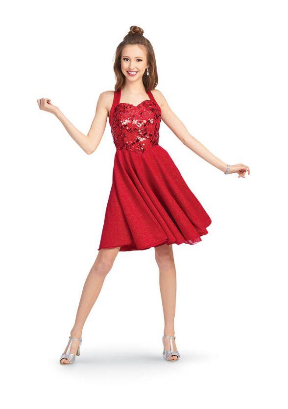 Eden Dress w/o Rhinestones