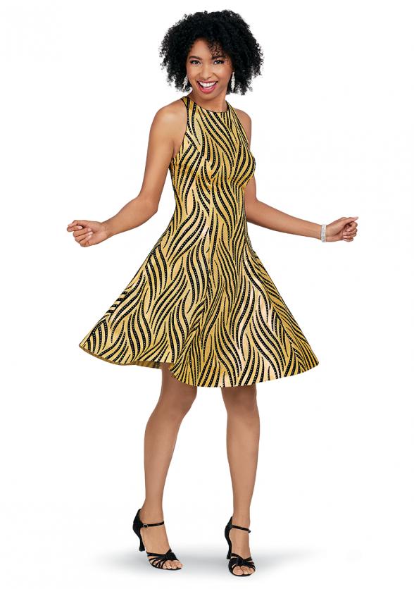 Jazmin Dress