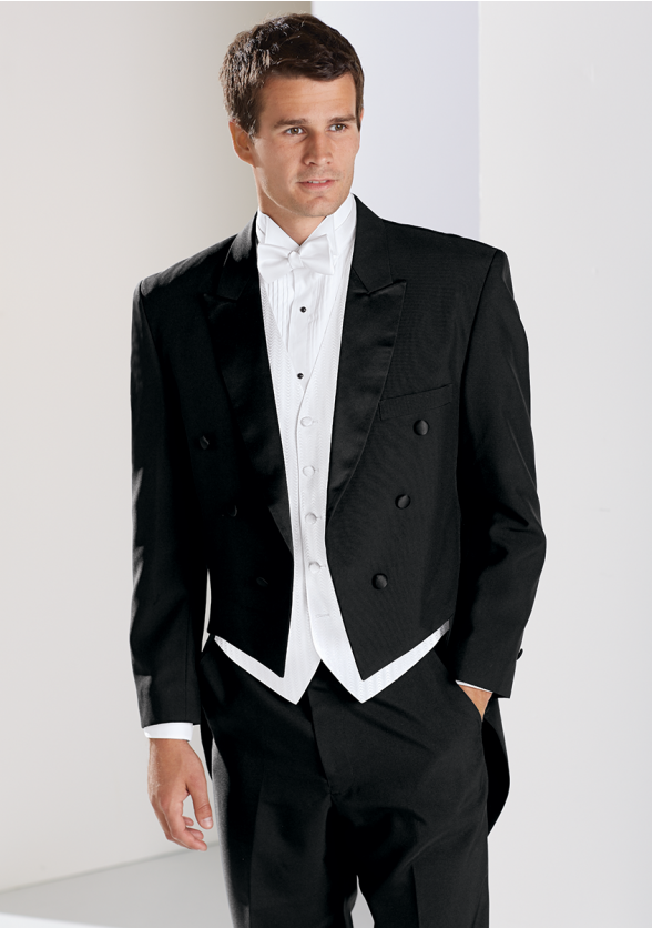 Mens Peak Tailcoat