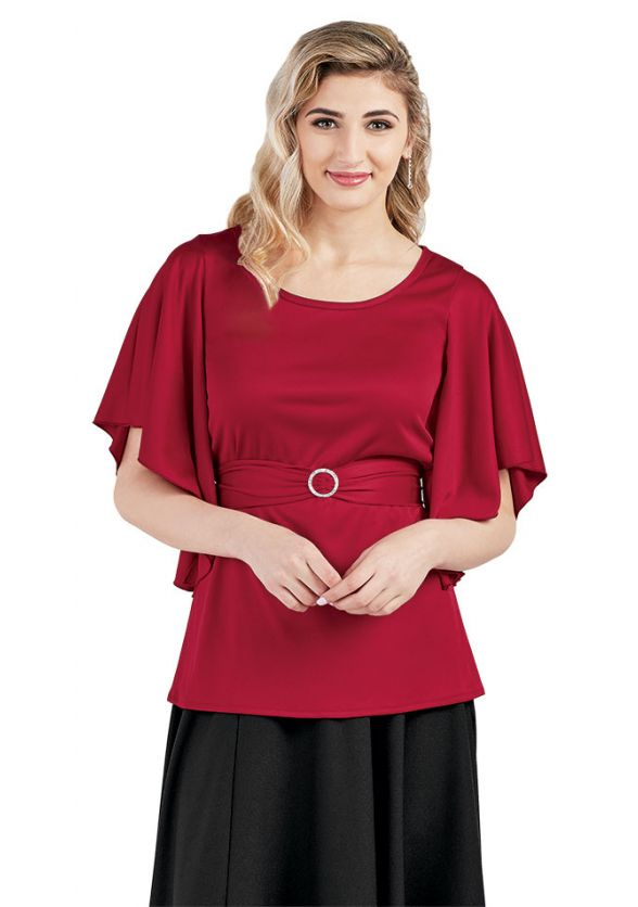 Quadrille Tunic