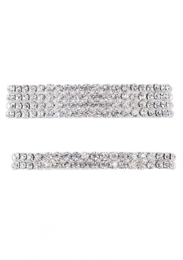 Rhinestone Stretch Bracelets
