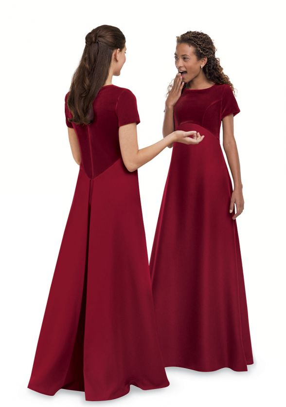 Youth Oratorio Dress