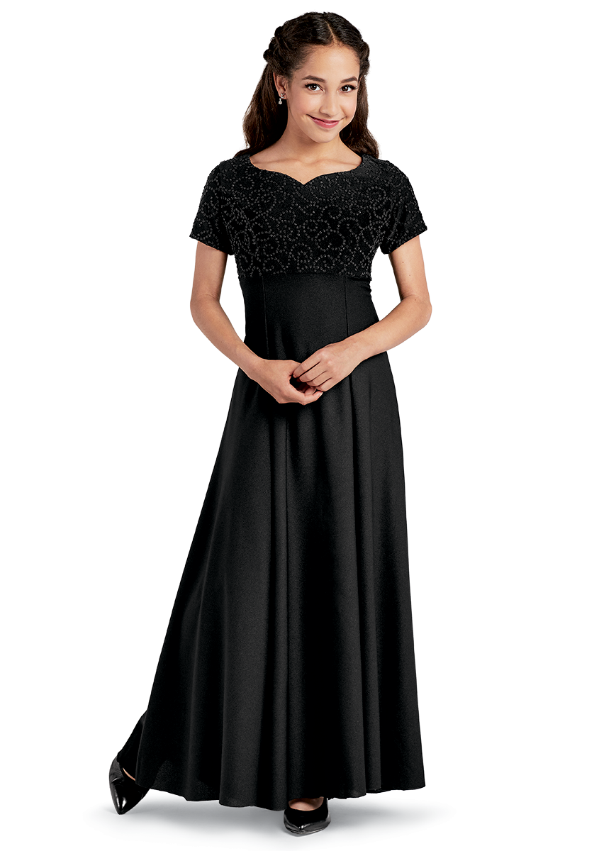 8e9647d18ab Skip to the beginning of the images gallery. Details and Care. The Youth  Melisma dress ...