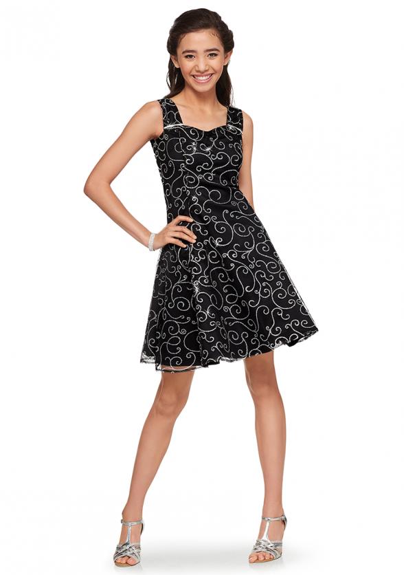 Youth Angelina Dress