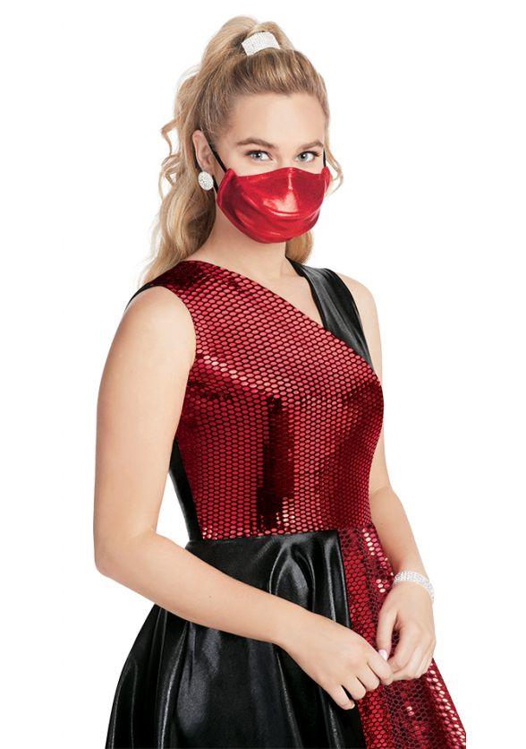 Chrome Lycra Voice Mask™
