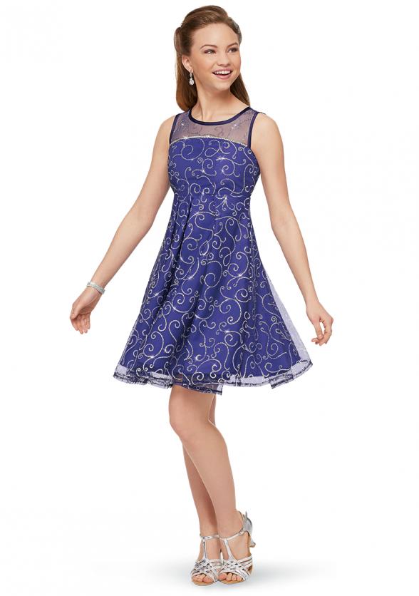 Youth Diana Dress