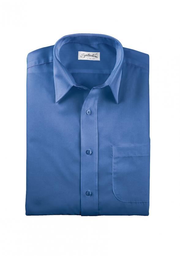 French Blue Dress Shirt