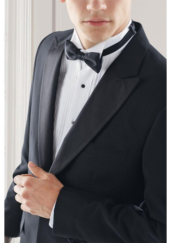 Peak Lapel Tuxedo Coat
