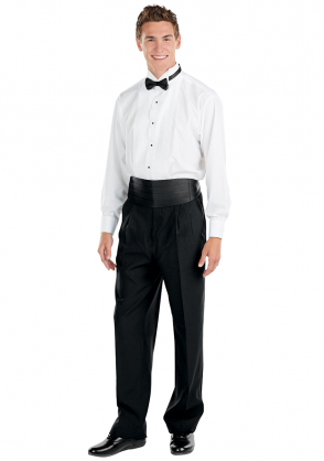 Formal Ensemble with Cavalier Pants