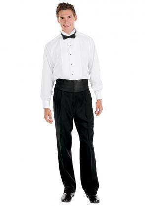 Formal Ensemble with Tuxedo Pants