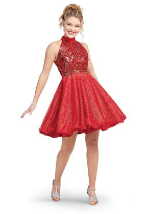 Keely Dress without Rhinestones