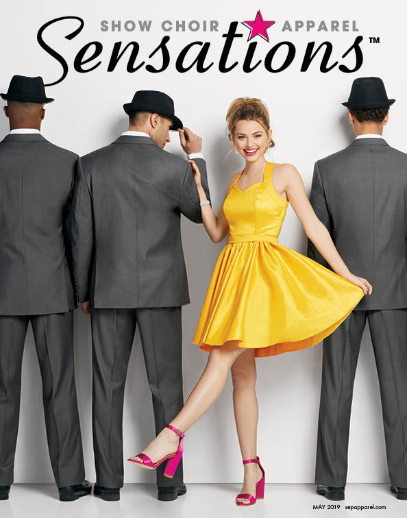 2019 Sensations Show Choir Catalog