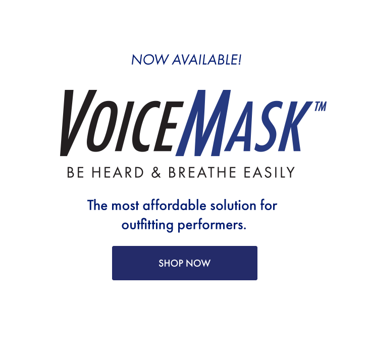 Order affordable Voice Masks for performers